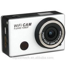 5.0MP Full HD 1080P 50M Waterproof Action Sport Helmet Camera WiFi DV Camcorder