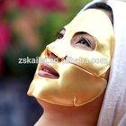 Crystal collagen gold face mask Anti-aging collgen crystal mask donna bella 24k gold mask