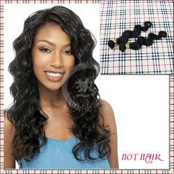 selling natural looking brazilian weave bundles hair virgin brazilian ocean tropic loose