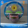 熱い販売の太陽発電の花おもちゃ卸売のための車の装飾のおもちゃ