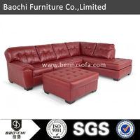 BAOCHI furniture exporter Malaysia, modern metal legs sofa S201