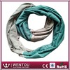 NEW design popular color jersey infinity scarf