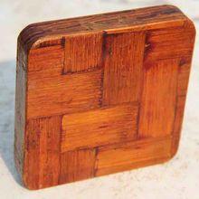 Bamboo concrete brick pallet for concrete block machine