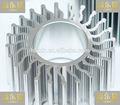 Extrusiones de aluminio con aleación de aluminio 6063-t6