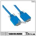 Compatible cisco routeur cisco câble cab-ss-2626x wic-2t pour cisco