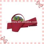 Basket Hair Clips , Ribbon Hair Accessories