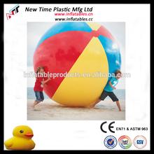summer play inflatable big beach ball