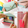 2014 women coin case in china multifunction wallet purse