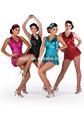 Nueva hot New girl sexy imagen de ballet de la falda