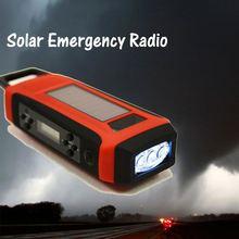 Solar hand crank full form of fm radio