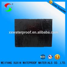 bitumen hdpe self-adhesive waterproof roll