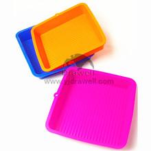 SC-6145 square silicone cake pan