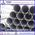 la capa de barniz y galvanizado tubería de agua subterránea de los materiales