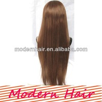 cheap virgin indian remy lace front wigs modern factory