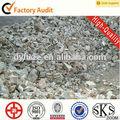 Calciné bauxite minerai de haute qualité et à bas prix, Al2o3 88%