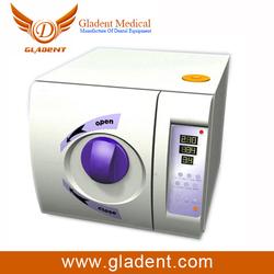 Foshan Gladent pharmaceutical glass bottle autoclave sterilizing