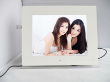7inch TFT LCD, 800*480 support multi-languages digital photo frame good birthday gifts for girls