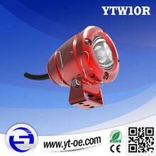 12V&24V DC 10w High Power Auto LED driving light/ compact-szie LED work light for car/ boat
