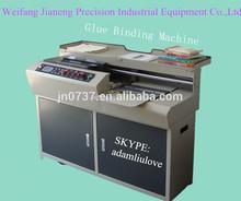 glue book binding machine JN-40E/50E/60A/60F factory price sale