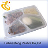 restaurant disposable plastic tray for food