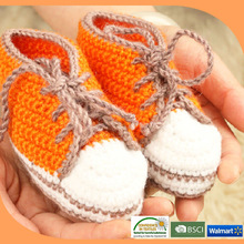 Hand made baby cotton fabric shoes/ import baby shoes china/ latest fashion baby shoes