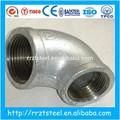 Tubulação de aço galvanizado manga/leve endurecida luva de aço