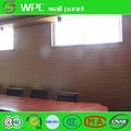 Pvc intérieur panneaux muraux décoratifs pour extérieure décorative
