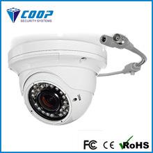 1.3Mega Sensor Image Signal Processor 1000TVL OSD Digital Zoom 2.8 - 12mm varifocal 1000tvl Camera