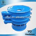 xzs rotatorio de la serie de aceite de vibración de tamizado de malla utilizada para la arena de arcilla de petróleo y otras industrias