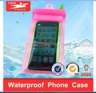 2014 New Waterproof Mobile Phone plastic Bag
