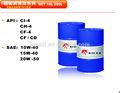 La marca de industriales y lubricantes de automoción. 10w40 aceite de motor eléctrico