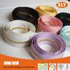 wholesale fashion design metal zipper decorative metal tape
