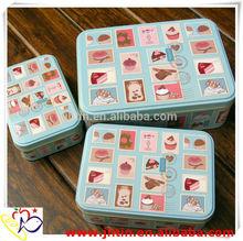 Ingrosso alibaba dongguan decorativi regalo di natale scatole/bomboniera/scatola di immagazzinaggio
