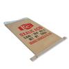 25kg Plastic Lined Brown Kraft Paper Bag for Chemicals