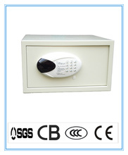 Electronic master code safe box for hotel/office