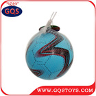 9 inch PVC ball inflatable soccer ball toy
