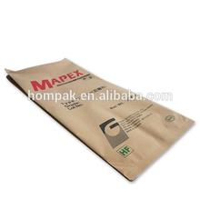 25kg Kraft Paper Bags Lined Aluminum Foil For Nylon Resin