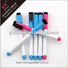 2014 Guangzhou factory low price cheap beautiful Magnetic marker pen