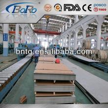 Cold rolled acero inoxidable metal sheet 304 BA entrepreneur China