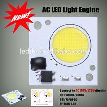 epistar chip 20w new ac cob led light engine 220VAC or110VAC