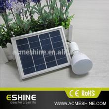 High lumen multifunction rechargeable emergency LED solar light