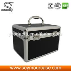 Hair Stylist Makeup Train Case Professional Makeup Case Cheap Makeup Bags And Cases