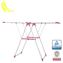 JP-CR109P Factory Price Houseware Folding Multi-Purpose Baby Clothes Stand