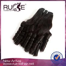 wholesale 100% pure human hair 12-28inch stock 100% unprocessed grade 6a peruvian hair remi