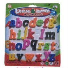 Top venda! Alfabeto magnético educacional toy spy