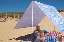 lightweight beach tent for sun shelter