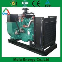 80kw mobile potente generatore della turbina a vapore utilizzato per la vendita