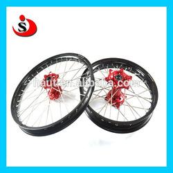 Supermoto Wheels & Motorcycle Wheels Rims & CRF 250 / 450 Wheels Parts