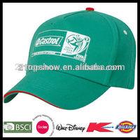 SANDWICH 5 PANEL HEAVY COTTON WHOLESALE CHEAP SPORT CAP