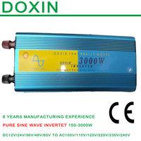 3000w solar panel micro 36v dc to 120v ac inverter power supply 12v